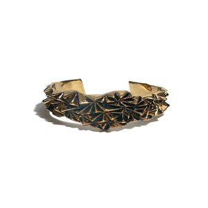 House of Harlow Rocky Mountain Cuff in Gold
